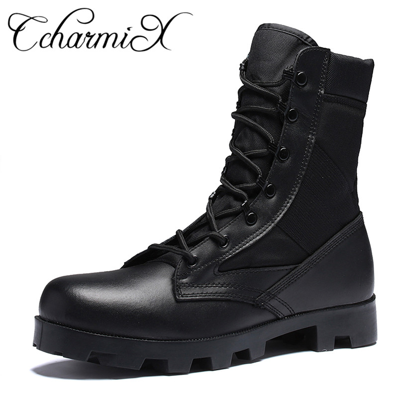 Leather Boots for Men