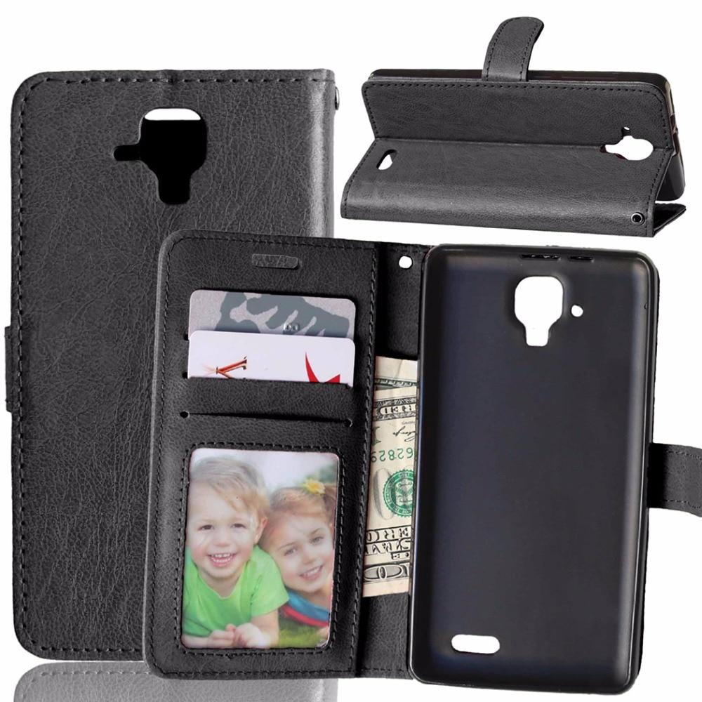 Original fodral för Lenovo A536 lyx plånbokskydd för Lenovo A 536 - Reservdelar och tillbehör för mobiltelefoner