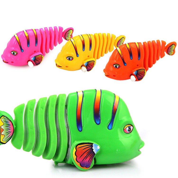 New Electric Flash Swim Fish Magical Music With Light Machine Sensation Fish Swim Pet Clown Fish With Music Lights Toys