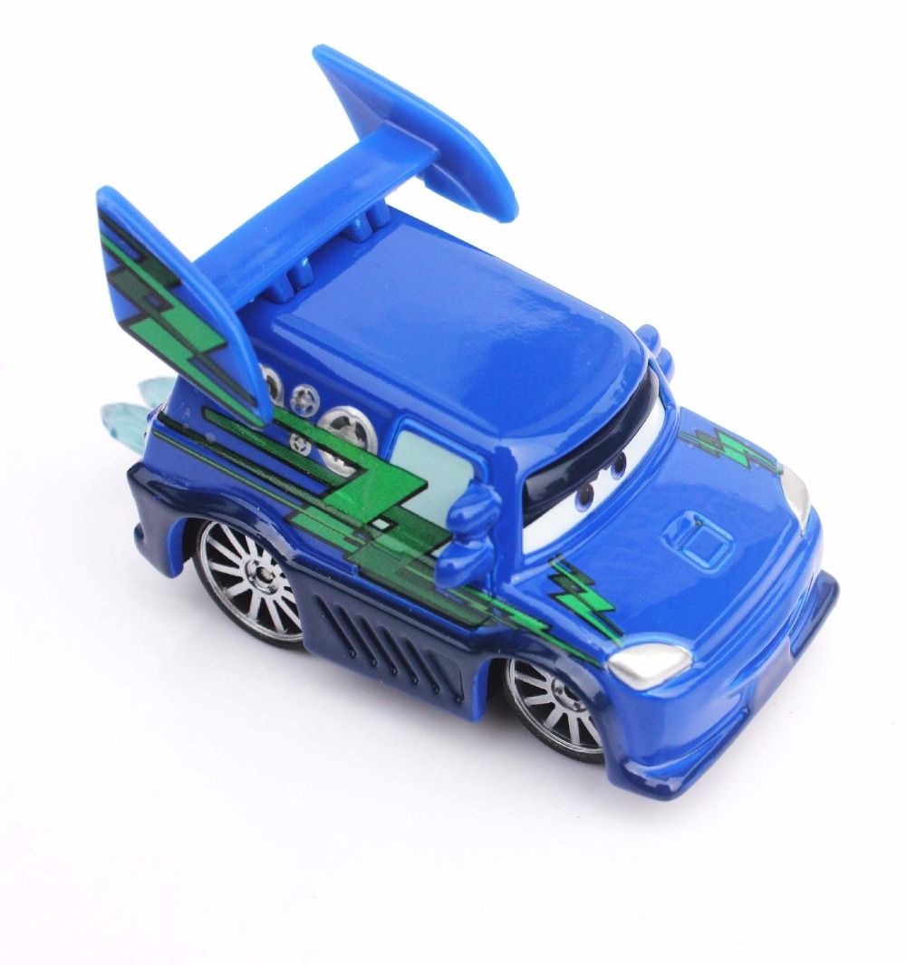 Toys For Cars : Pixar cars dj diecast metal classic toy for kids