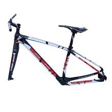 2017 FCFB MTB carbon frame15/17/19/21inch bicycle 27er 29er carbon frame carbon mountain bike frame disc carbon mtb frame PF30