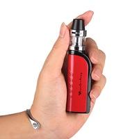 ECT B40 Electronic Cigarette Starter Kits Vaporizer Pen 2ml 0.3ohm 40W Atomizer 2200mah 18650 Battery E Cigarette Vape Vaper New