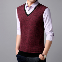 2018 new Business Casual polo shirt men masculino casual sweater fake two pieces winter thick sweater shirts mens shirt