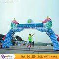 2016 brand new inflatable racing arch start line with zebra animals events arch 8M wide BG-A1100 toy