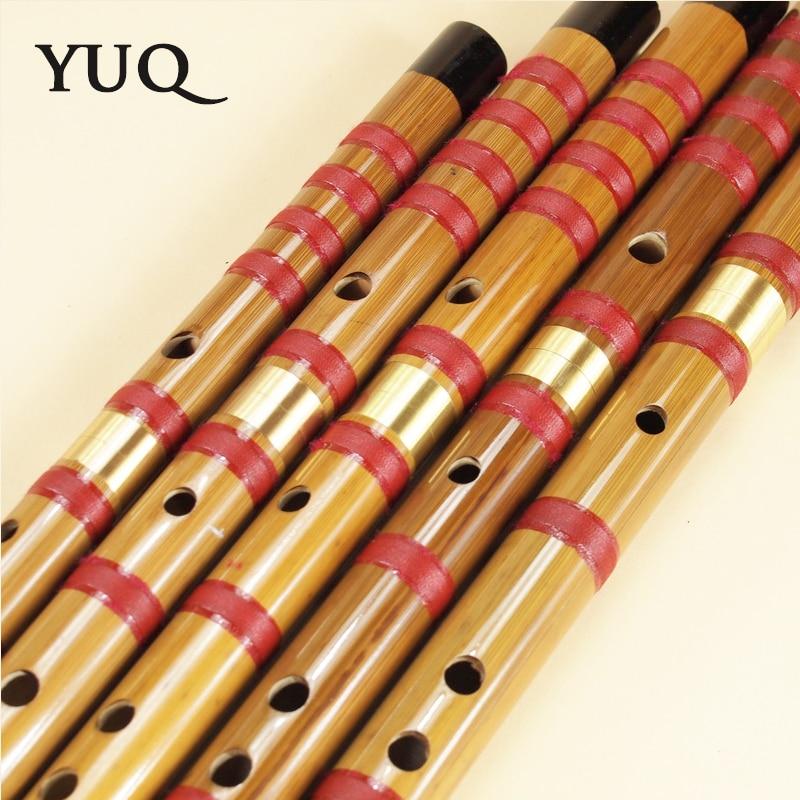 YUQUE Bamboefluit beginner Houtblazers dizi Muziekinstrumenten C D E - Muziekinstrumenten - Foto 4