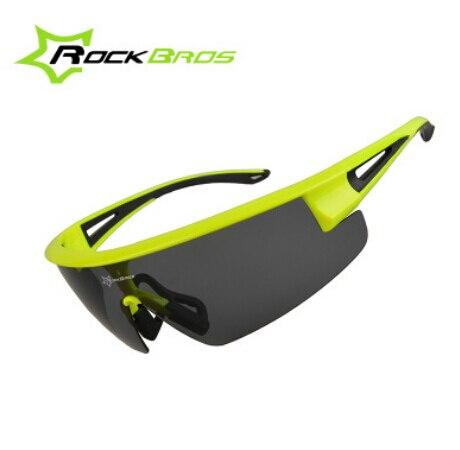 RockBros Polarized Sunglasses UV400 Cycling Glasses Eyewear Bike Goggles