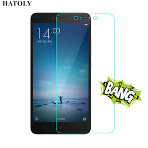 2PCS Tempered Glass For Xiaomi