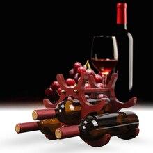 Wood Wine Rack, Wine Holders Bottle Storage