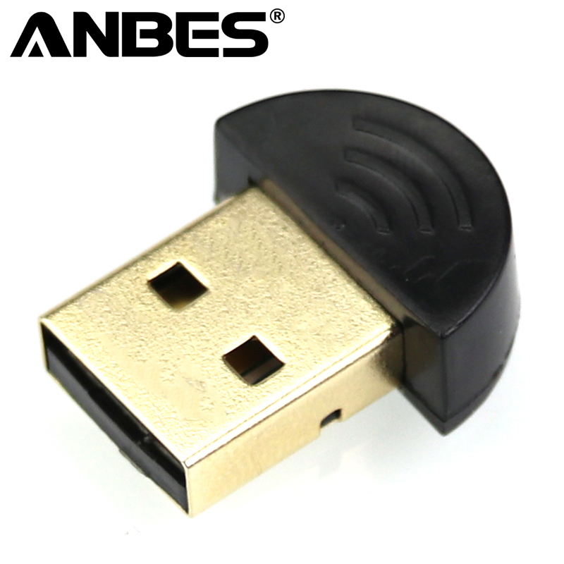 ANBES Dual Mode Wireless Dongle CSR 4.0 Mini USB Bluetooth Dongle Adapter V4.0 For Laptop PC Win Xp Win7/8 phone USB Adapter 2017 riser adapter new mini usb bluetooth dongle adapter for laptop pc for win xp for win7 8 foriphone 4gs 5gs drop shipping 1pc