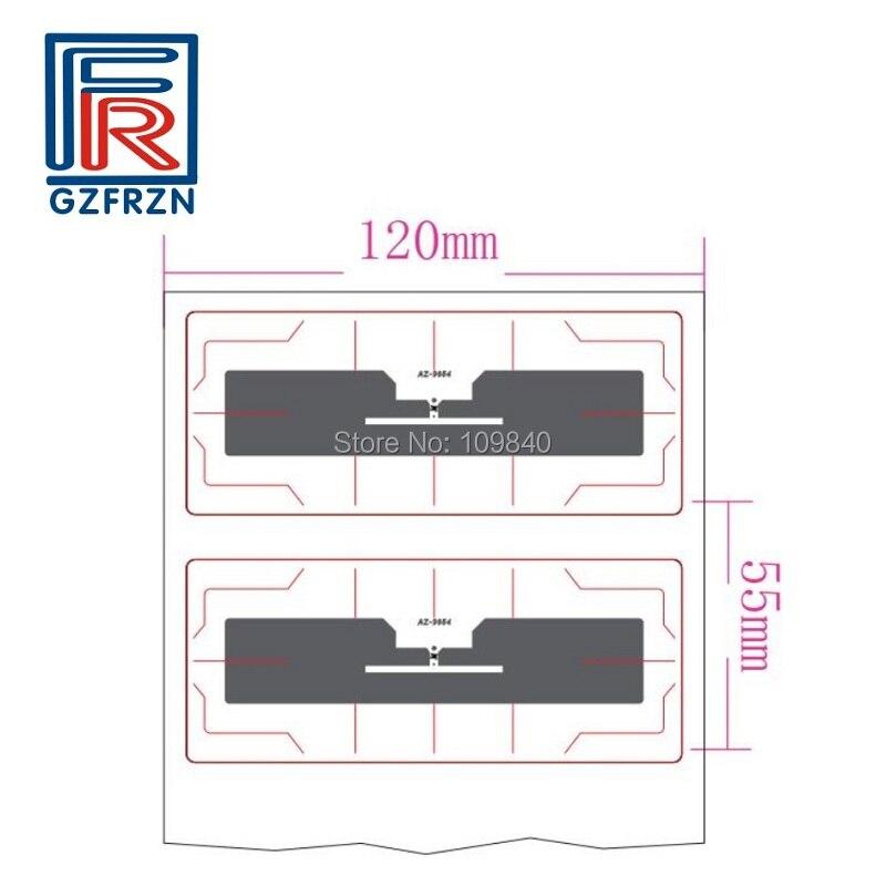 UHF AZ9654 windshield tag03