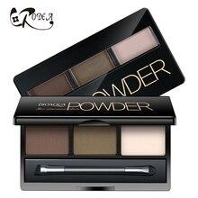 Natural color stereo eyebrow gloss not dizzydo not decolorization Eyeshadow Makeup Eyebrow Pencil