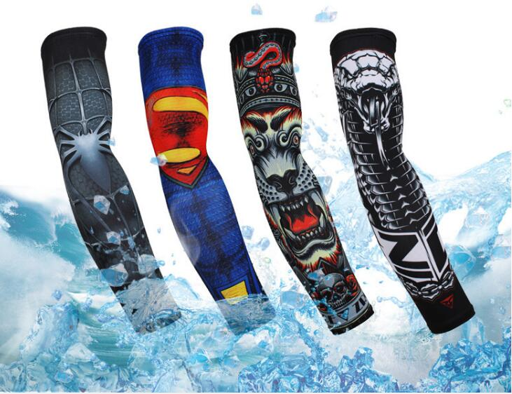 Slip On Tattoo Sleeves	Arm Sleeves To Cover Tattoos A Pair