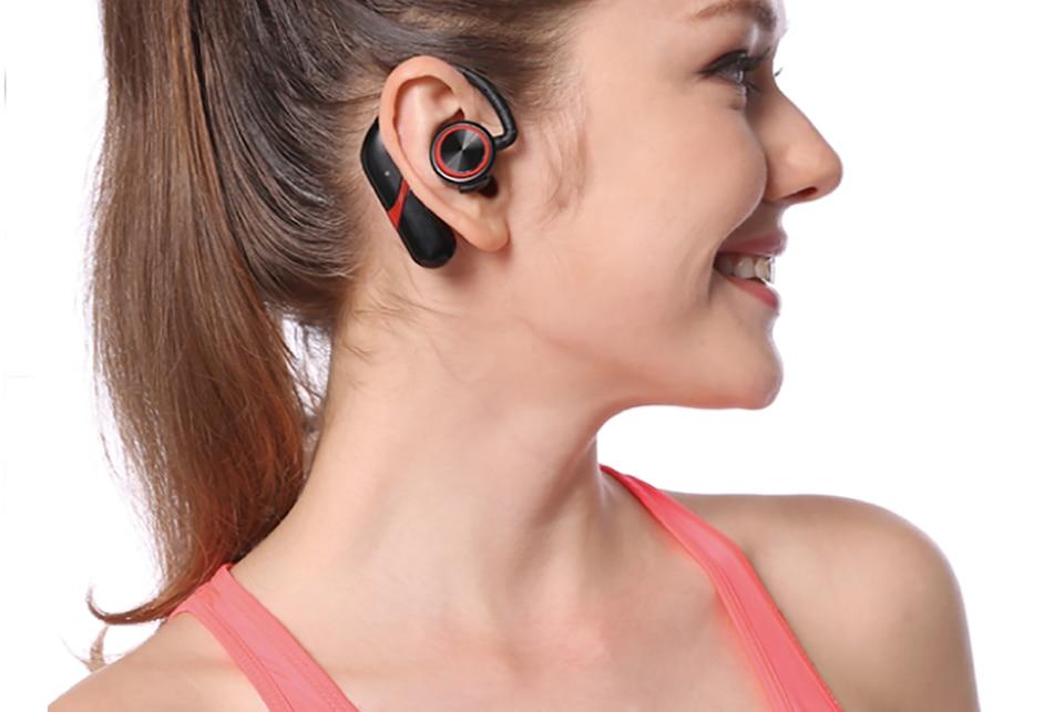 Cordless headphones true wireless Bluetooth earbuds waterproof TWS Bluetooth earphones stereo sports Bluetooth headset for phone