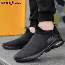 2018 New Black Breathable Shoes Men Lightweight Casual Top Quality tenis masculino adulto Classic shoes men