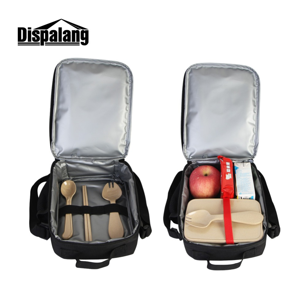 Latest Cute Lunch Bags For Women Dog Print Kids Bag Stylish Insulated Box Children S Shoulder Meal In From Luggage
