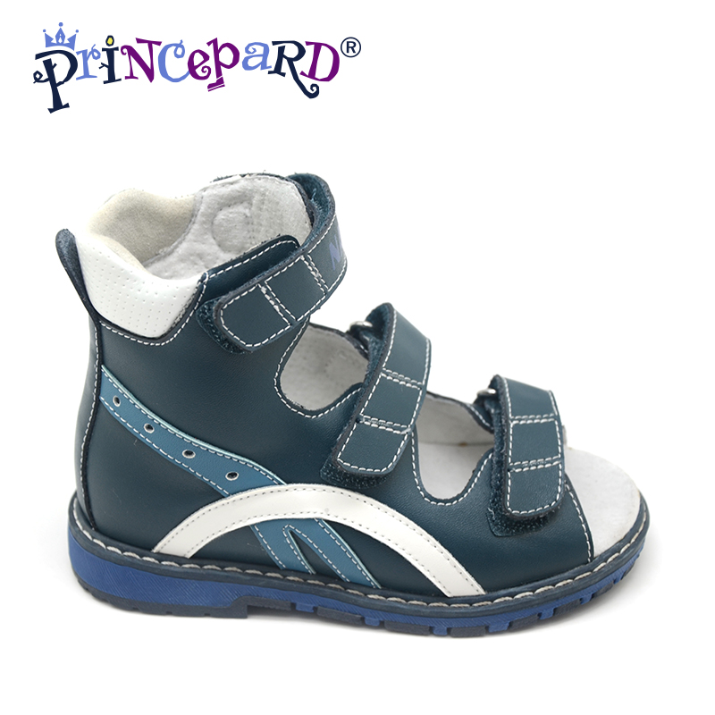 Princepard Need Customize in Advance 22 days New othopedic shoes  for kids  3 colors of orhopedic footwear for kids boys