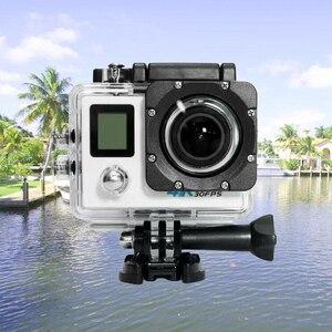 Image 5 - Hd wifi câmera de ação h10 ao ar livre esportes radicais câmera dvr dv gravação vídeo filmadora ir à prova dwaterproof água pro mini capacete câmera