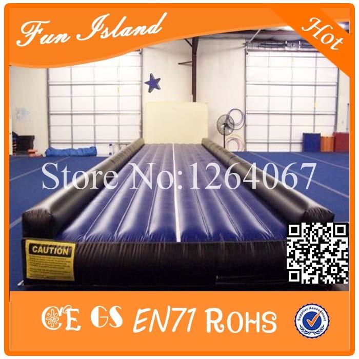 Gratis Pengiriman 9x2.7x0.6 m Senam Track Udara Tiup Untuk Dijual, - Hiburan dan olahraga luar ruangan - Foto 5