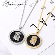 Exquisite Long Necklaces Pendant For Women Vintage Hot Fashion Statement Jewelry Accessories