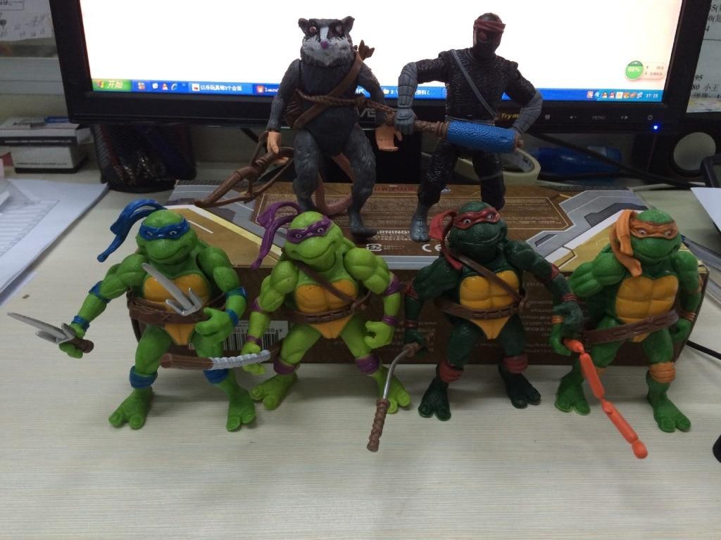 Ninja Toys For Boys : Popular neca tmnt buy cheap lots from china