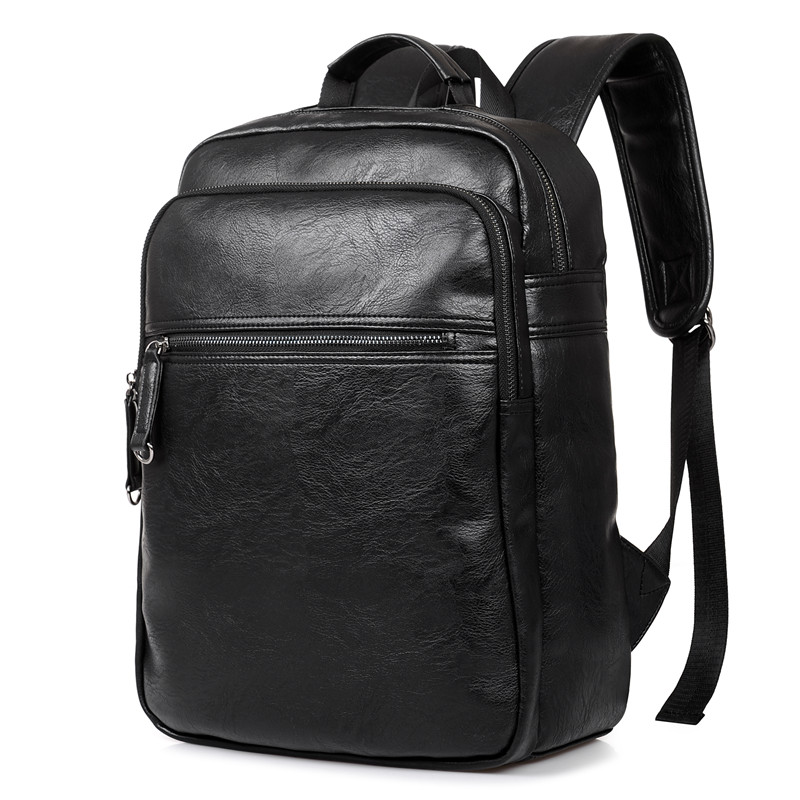 High Quality Men Backpack Male Business Bags Laptop Computer Bags Waterproof Travel Bag School Bags Free Shipping business 15inch laptop backpack men large capacity computer backpackes office women quality waterproof travel bag school bags 45
