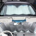 Car Windshield Visor Cover Block Front Window Sunshade UV Protect Car Window Film Window Foils Windshield Sun Shade 140*70cm