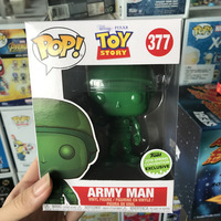 2018 ECCC Exclusive Funko pop Official Toy Story Army Man Vinyl Action Figure Collectible Model Toy with Original Box