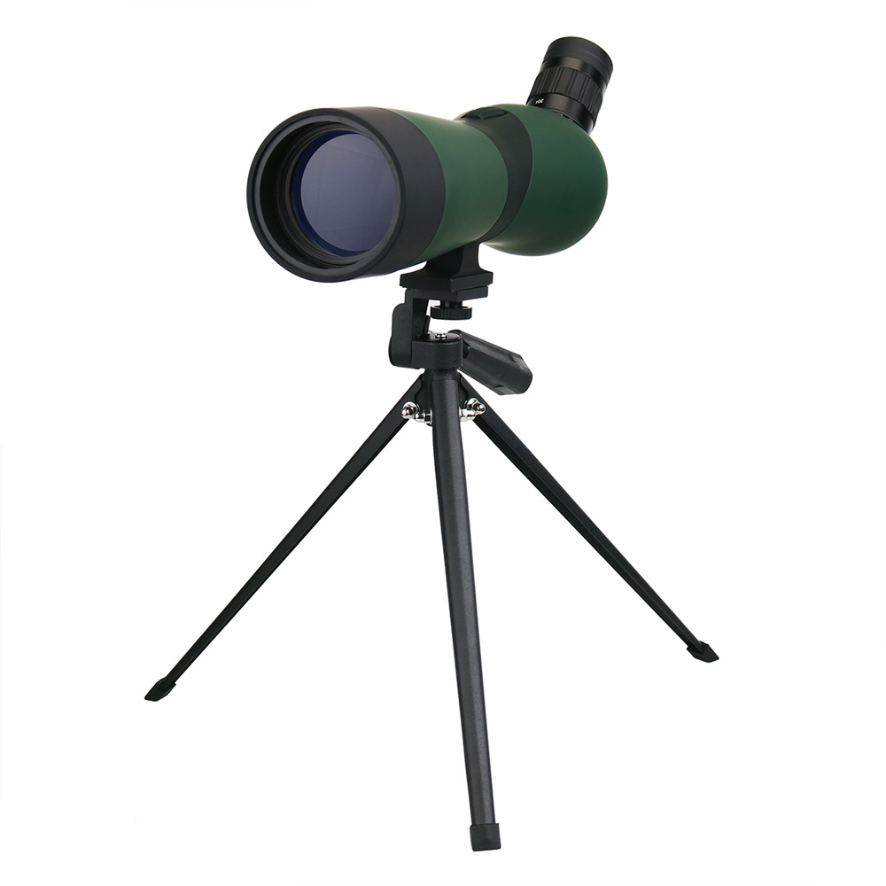 LAIDA 60mm Spotting Scope 20x-60x Optics Zoom Telescope Refractor Birdwatching Hunting Viewing Angle w/ Tripod Soft Case  M0086ALAIDA 60mm Spotting Scope 20x-60x Optics Zoom Telescope Refractor Birdwatching Hunting Viewing Angle w/ Tripod Soft Case  M0086A