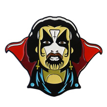 King Diamond Emaille Pin