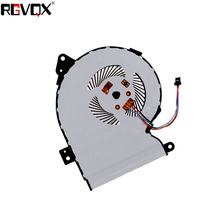 New Laptop Cooling Fan For ASUS X540SA X540LA X540Lj x540YA X540LJ X540 X540YA-XX017D PN DFS2004057S0T CPU Cooler Radiator x540sa motherboard 8g ram n3700 n3050 for asus x540sa x540s x540 f540s laptop motherboard x540sa mainboard x540sa motherboard