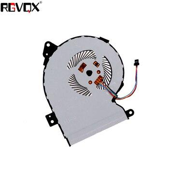 цена на New Laptop Cooling Fan For ASUS X540SA X540LA X540Lj x540YA X540LJ X540 X540YA-XX017D PN DFS2004057S0T CPU Cooler Radiator