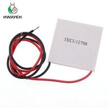1 Pcs TEC1 12706 12V 6A Tec Thermo elektrische Koeler Peltier (TEC1 12706) Als Je Wilt Goede Kwaliteit, kies Ons