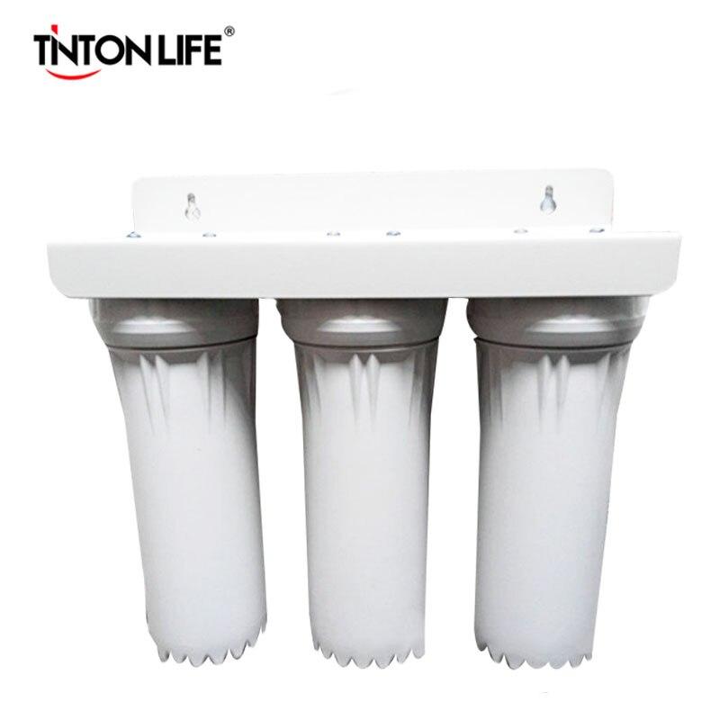 Filtre à eau de vie de TINTON filtre à eau d'ultrafiltration de 0.01 microns filtre Direct de boisson pour le charbon actif alcalin d'eau