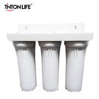TINTON LIFE Water Filter 0.01 Micron Ultrafiltration Water Purifier Direct Drink Filter for Water Alkaline Activated Carbon