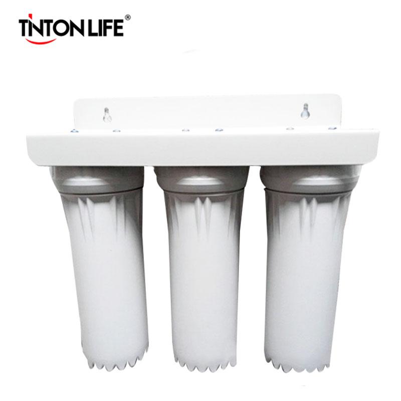 TINTON VIE D'eau Filtre 0.01 Micron Ultrafiltration Purificateur D'eau Boisson Directe Filtre pour L'eau Alcaline Activé Carbone