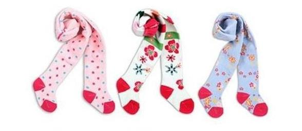 Lovely baby Girl pantyhose childrens tights for girls panty hose leg warmer 3-24month 70 80 90 3pcs/lot