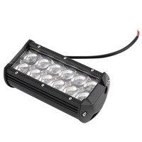 1 Pcs 7 Inch 5D ATV 60W Off Road Driving Lamp Led Light Bar Spot Work