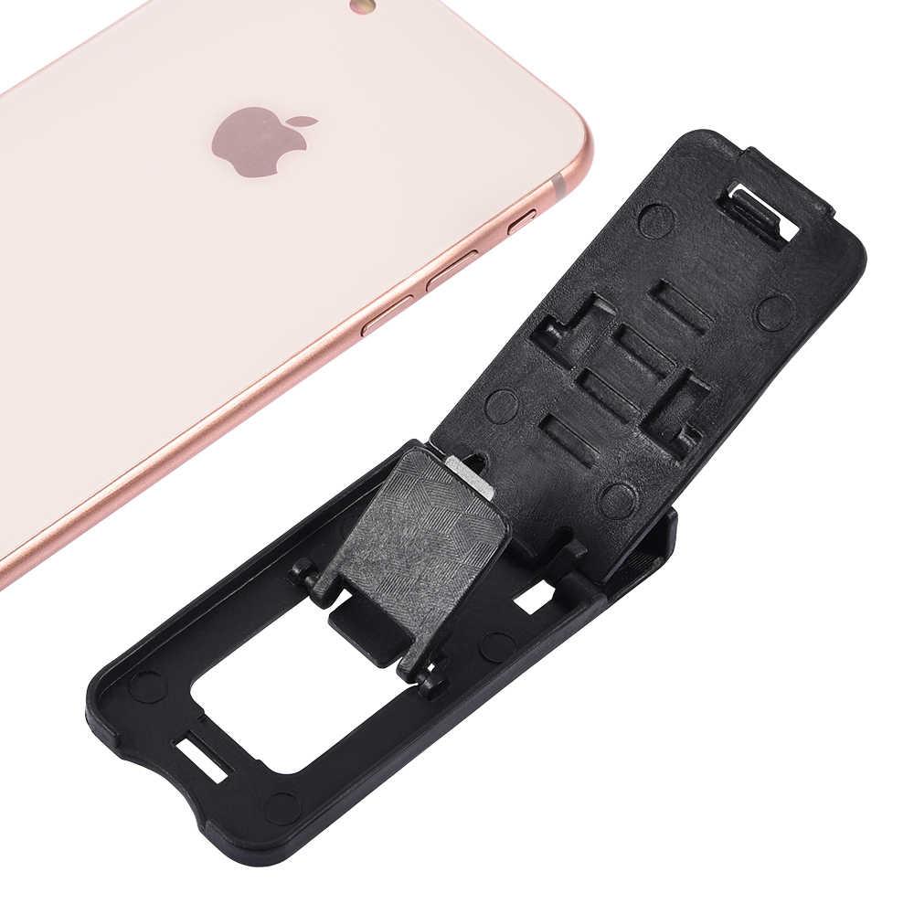Đa năng Có Thể Điều Chỉnh Giá Đỡ Điện Thoại Dành Cho iPhone 5 6 7 Plus Dành Cho Samsung Dành Cho Huawei Dành Cho Xiaomi Bãi Biển Ghế Hình đứng Stents