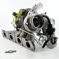 Turbocharger K04-064 + Bolt on Exhaust Manifold For Audi S3 TT VW Golf 2.0TFSI 265HP 272 BHZ BWJ CDLD