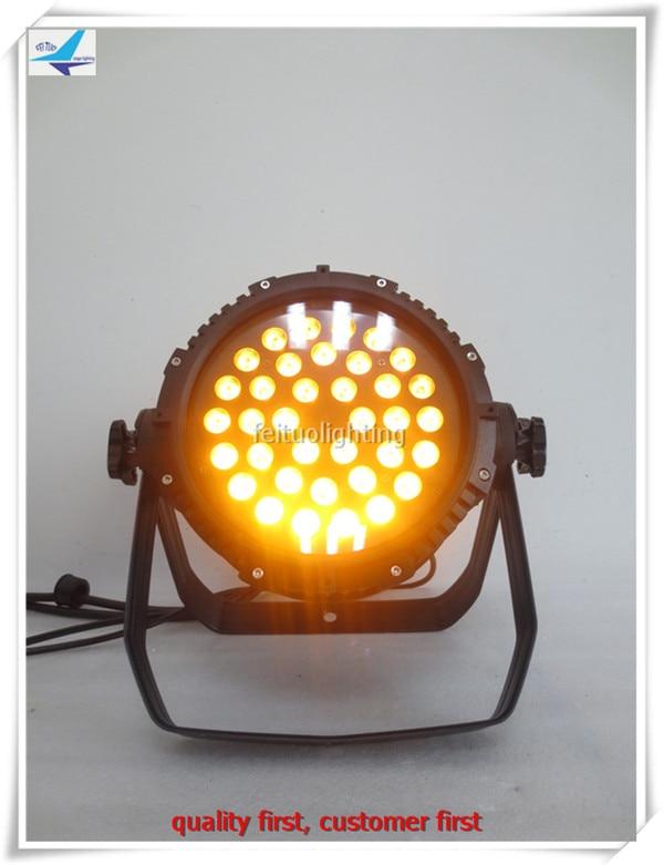 10lot Led lights par 36 par led rgbw led par light stage light 36x10w led par 64 ip65