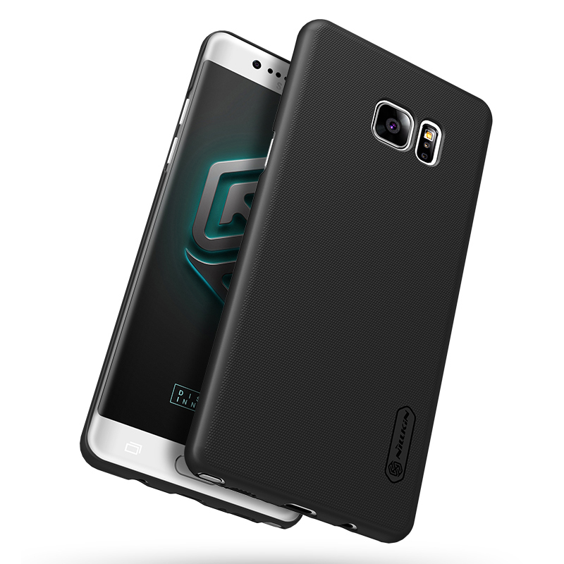 NILLKIN Case For Fan-Edition Note-Fe Samsung Galaxy Back-Cover With Gift Frosted-Shield