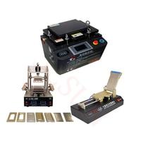 12 Inch autoclave Vacuum LCD OCA Laminating Machine For Touch Screen Refurbish fram laminating oca Polarized flim laminating