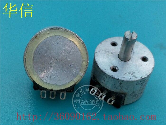[VK]   conductive plastic potentiometer 2K CPP30 handle length 15MM shaft diameter 6MM switch[VK]   conductive plastic potentiometer 2K CPP30 handle length 15MM shaft diameter 6MM switch