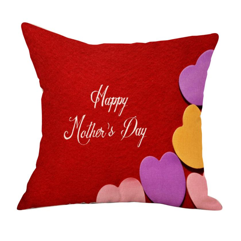 1PC Attractive Special Designed Happy Mother's Day Sofa