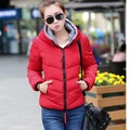 2016 new women winter jacket  Casual Down Cotton Wadded Coat Women Parkas women winter coat Cotton-Padded