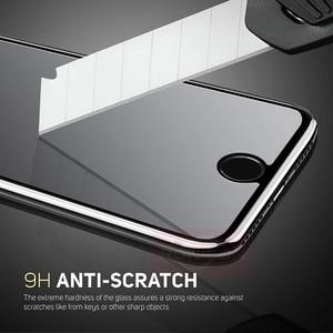Image 5 - Ronican vidro temperado para lg g6 protetor de tela 9 h 2.5d 0.26mm filme proteção do telefone para lg g6 vidro temperado