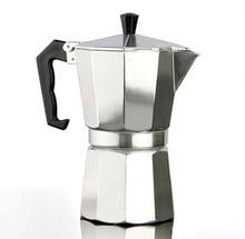 3/6cup Italienischen herd/Moka espresso kaffeemaschine/percolator pot werkzeug
