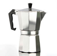 3 6cup Italian Stove Top Moka Espresso Coffee Maker Percolator Pot Tool