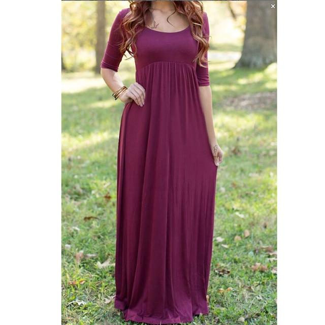 2a4fe0e74 Belva 2018 verano transpirable Maternidad Vestidos Maternidad fotografía  apoyos ropa embarazada vestido de las mujeres vestido