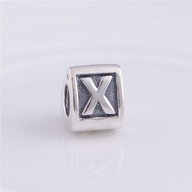 Pandora Charm Letter X zp1BZwy0